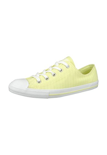 Lemon Taylor Perforated Chucks Chuck All Lemon Haze Star Converse White OX Dainty 555890C Stripe Canvas Haze White Gelb xaHdqBIw
