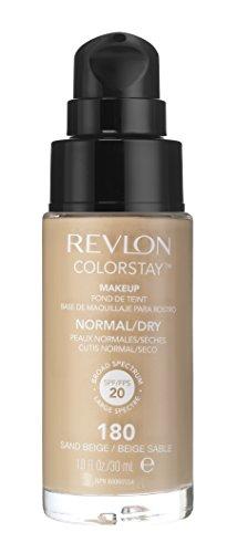 Revlon - Base de maquillaje ColorStay Foundation para piel normal/seca