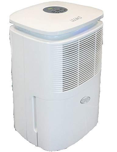ARGO Lilium 13 2,2 L 45 dB Blanco 220 W - Deshumidificador (220 W, 220-240 V, 50 Hz, 5-32 °C, 0-80%, 284 mm)
