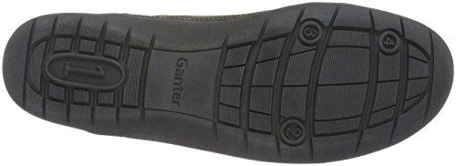 Ganter - Gill, Weite G, Scarpe stringate Donna Verde (Grün (forest 5800))