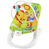 Fisher-Price Rainforest Friends Fun 'n Fold Bouncer. (Baby Product)