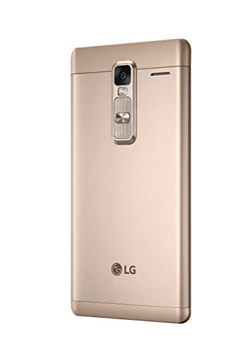 LG Zero - Smartphone de 5   4G  WiFi  USB  Bluetooth  16 GB de RAM  Android 5 1 Lollipop  color dorado