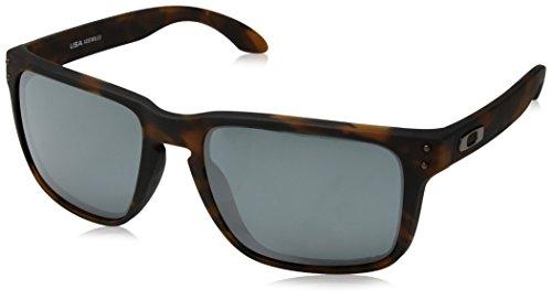 Oakley Herren Holbrook Xl 941702 Sonnenbrille, Grau (Matte Brown Tortoise), 59
