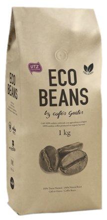 Café orgánico de alta calidad en grano de tueste natural. Café Expreso, 100% Cafe Arabica