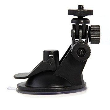 TOOGOO (R) Supporto a Ventosa da Auto per Fotocamera Camera Gopro Hero 2 3