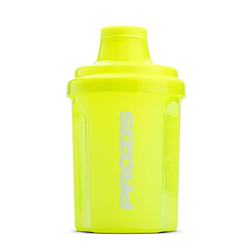 Prozis Nano Shaker 300 ml - Gelb - Gelb - Single Size - Nutrition Single Optimum
