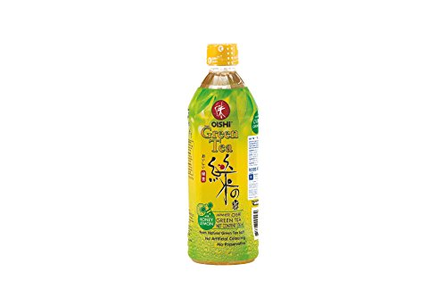 Tea Green Honey-Lemon OISHI 500ml(Pack of 24)
