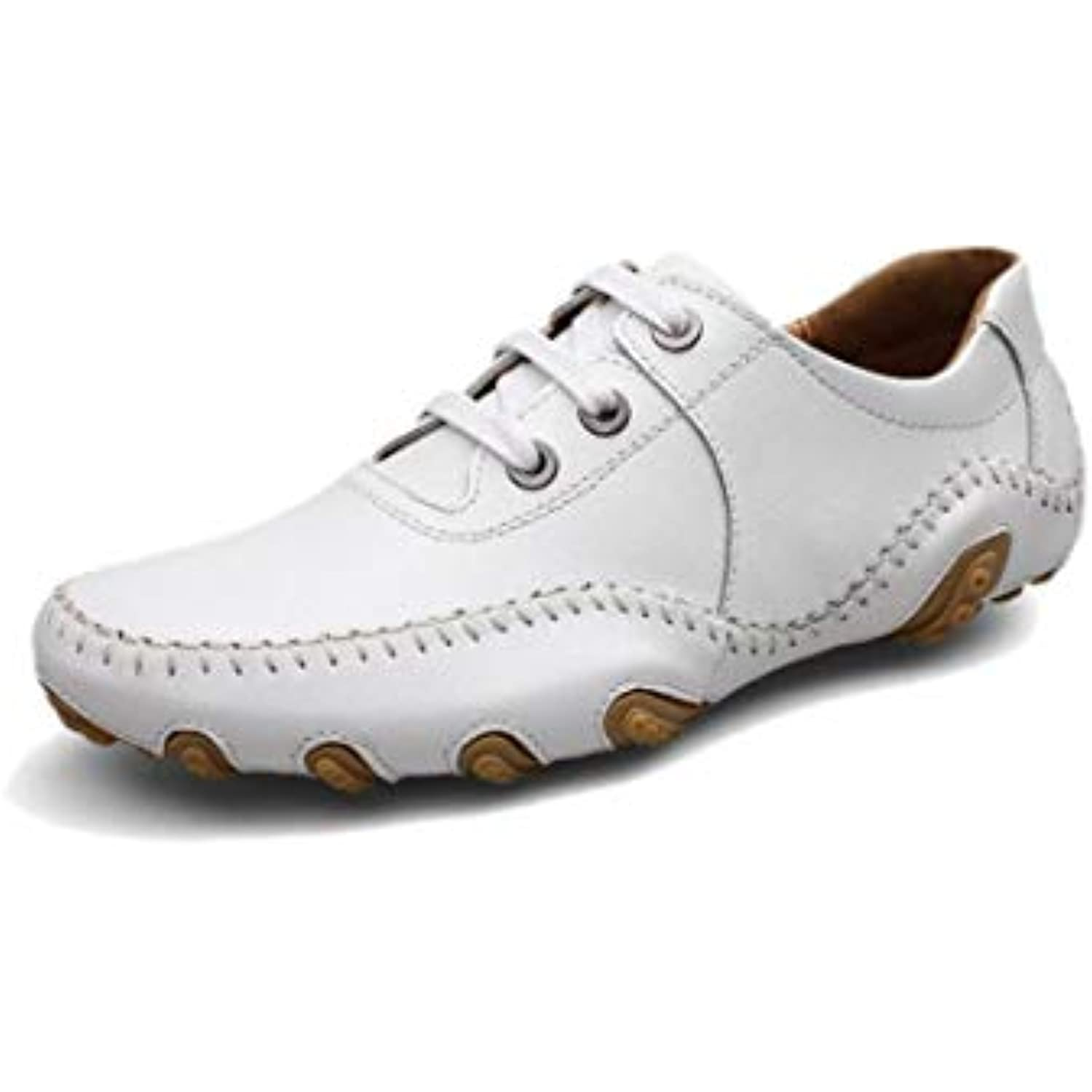 Chaussures Cuir Chaussures Cuir Hommes Occasionnels Chaussures Chaussures Chaussures Business Ruban Doux Rond Pointu Printemps Automne... - B07HVKQRQ3 - 0bbb11