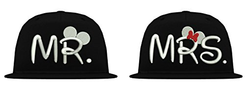 TRVPPY 5 Panel Snapback Trucker Mesh Cap Modell Mickey MR, - Tisa Hat