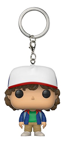 Stranger Things - Llavero de Vinilo Dustin (Funko 14229)
