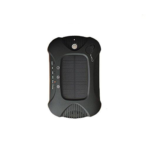 CFZHANG Auto Luftbefeuchter Aroma Solar Intelligente Anion Auto Sauerstoff Bar Luftreiniger Geschenk , black