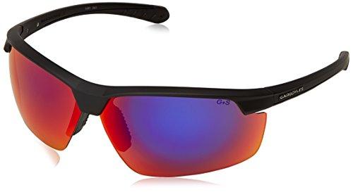 Wasserspeier Männer Stakeout 10700113.QTM Wrap Sonnenbrille
