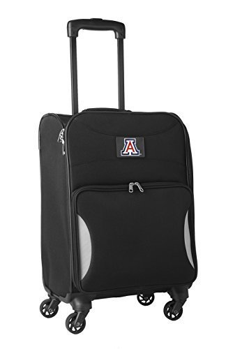 ncaa-arizona-wildcats-lightweight-nimble-upright-carry-on-trolley-18-inch-black-by-ncaa