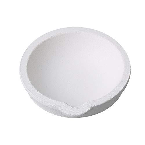 Mxfans Schmelzbehälter aus Keramik, 28 ml, Weiß