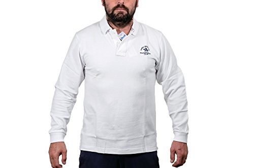 Santa Barbara Polo Nuovo Tg Xxl Abbigliamento Uomo
