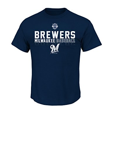 mlb-milwaukee-brewers-mens-old-time-pride-tee-x-large-navy