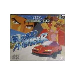 Road Avenger – MEGA CD – PEGI