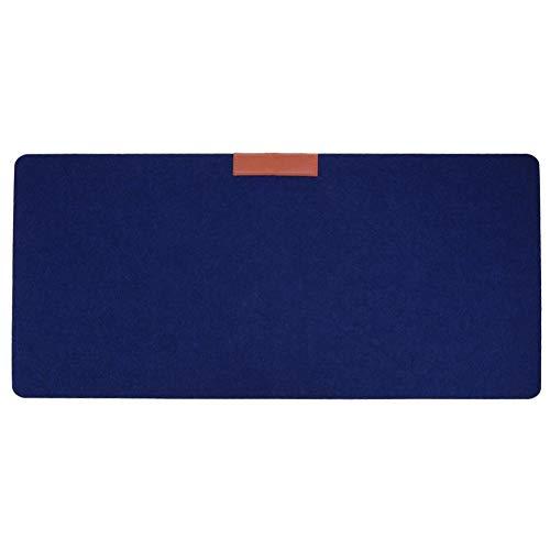 Mauspad/Mauspad für Schreibtisch, 60 x 30 cm, modernes Design, Filz