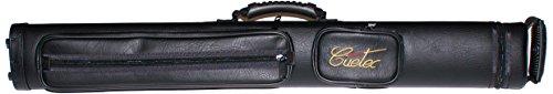 Unbekannt Cuetec q-Safe Deluxe Billard/Pool Queue Hard Carrying Case, hält 2komplette 2-teilige Queues (2Butt/2Schaft) - Billard 2 Licht