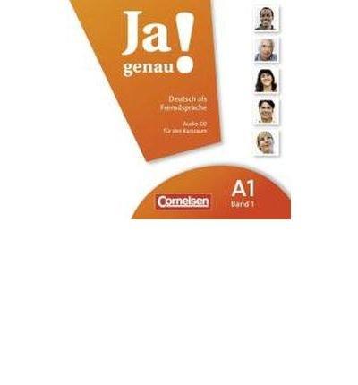 JA Genau!: CD A1 Band 1 (1) (Mixed media product)(German) - Common