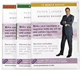 Peter Jones Business Builder, 12 months access