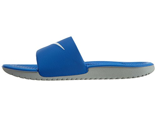 Nike Mens Kawa Slide Synthetic Sandals Kobalt