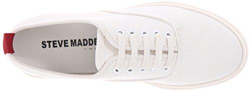 blanc Baskets White Femme Sportives Babe Madden Steve x8AwzgFA