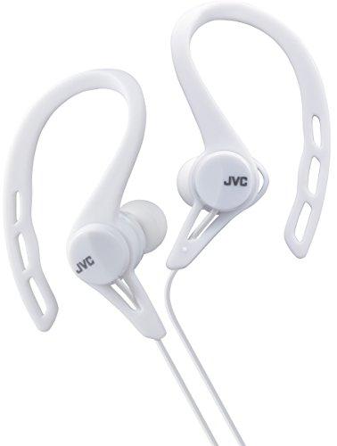 JVC HA-ECX20-W - Auriculares de Clip, Color Blanco