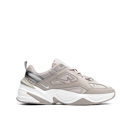 Nike Damen W M2K TEKNO Leichtathletikschuhe, Mehrfarbig Moon Particle/Summit White 203, 40.5 EU (Nike-schuhe Frauen Casual)