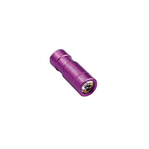FENIX 0 UC02 Schlüsselanhänger-Taschenlampe, Wiederaufladbar, Violett, Purple (Arb-teile)