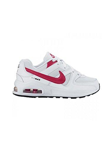 Nike Air Max Command Flex (PS) 844350101, Scarpe sportive Bianco fucsia