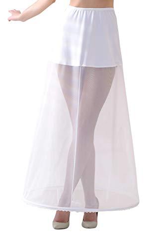 Lacey Bell Reifrock Brautkleid Hochzeit Unterrock Petticoat fur Damen Hochzeitskleid P13-220