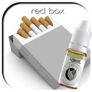 E-líquido sabor tabaco 10ml [Valeo Red Box] cigarrillos
