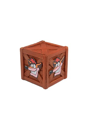 Koch Media Crash Bandicoot Crate Pelota Anti-Stress,, aplicable