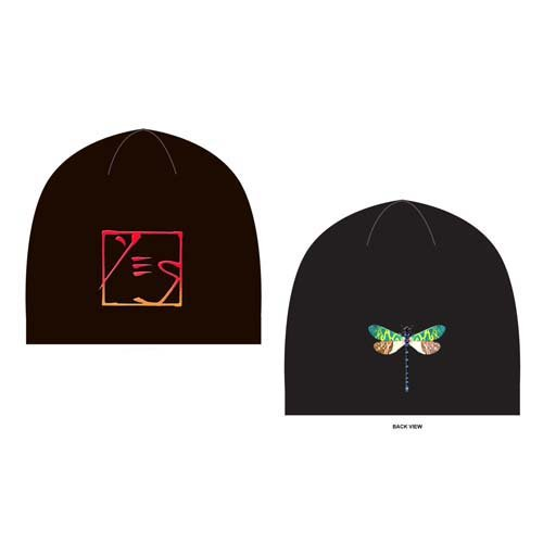 (Yes Beanie Hat: Dragonfly)