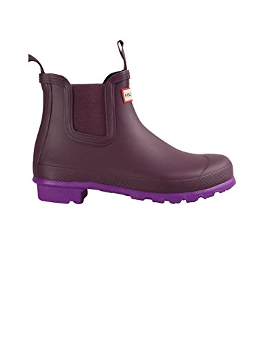 Bottes Chelsea Original Neon Sole Hunter Violet (violet)