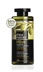 MEA NATURA Olive Shampoo Kraft & Geschmeidigkeit 300ml