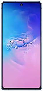 هاتف سامسونج جالكسي اس 10 لايت ثنائي شرائح الاتصال - ذاكرة رام 8 جيجا - الجيل الرابع ال تي اي 128GB S10 Lite