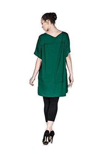 Huseyin Kucuk - Camicia -  donna Verde