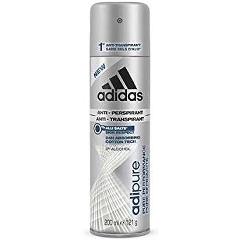 Adidas–Deodorante Atomizzatore Adipure–200ml
