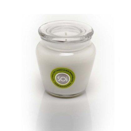 Soi Candles Pomegranate Pear 16oz Jar Candle by SOI Company
