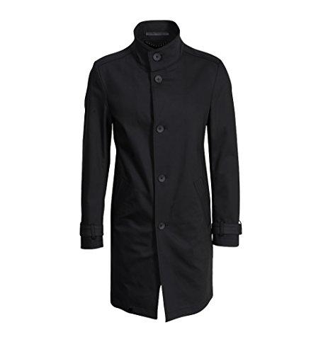 drykorn herren mantel Drykorn Herren Mantel Onnex in Schwarz 1000 Black 48