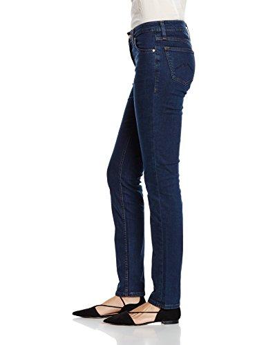 MUSTANG Damen Slim Jeans Sissy Slim Blau (dark vintage 592)