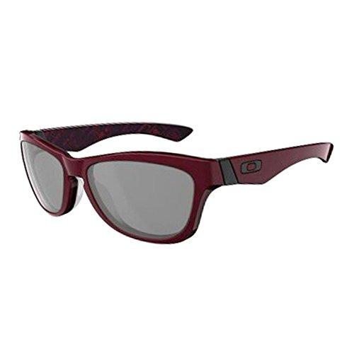Oakley Jupiter LX 03-284 Sonnenbrille Red/Grey