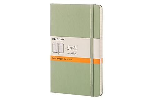 Cahier A5 240 Pages - Carnet ligne grand format rigide