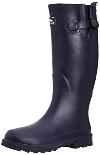 Trespass Womens Damon Wellington Boots FAFOBOJ30001 Black Iris 7 UK, 40 EU