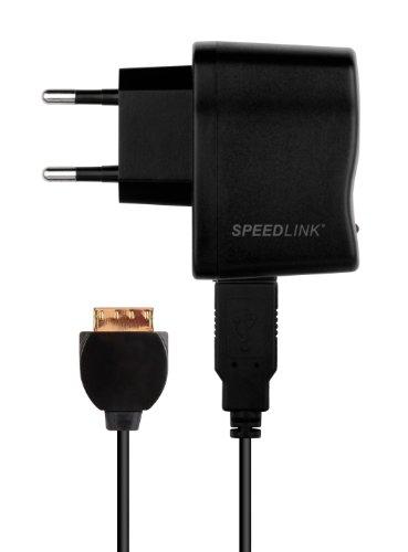 Speedlink Getic Ladegerät/Netzteil/Stromadapter für die PSP Go (USB Kabel auf Sony-Anschluss)