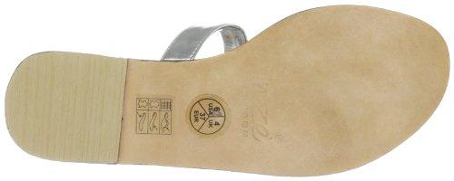 Pantofole Da Sera Oz, Pantofole Da Donna Argento (l18264w)