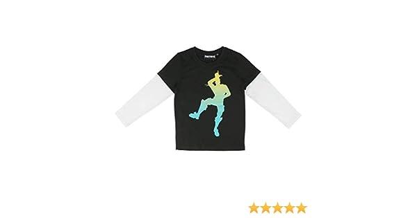 Artesania Cerda Camiseta Larga Fortnite T-Shirt Bambino