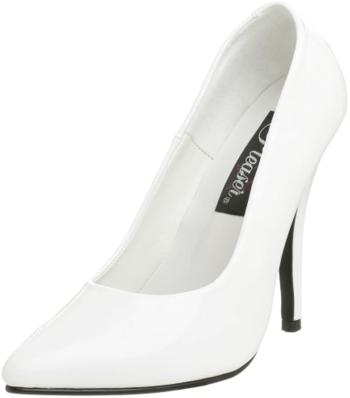 Pleaser Seduce-420v, Zapatos de Tacón con Punta Cerrada para Mujer -